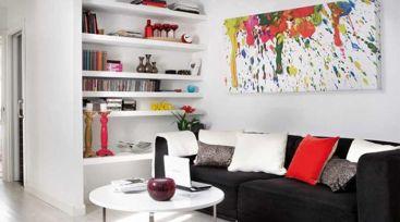Cách Bố trí nội thất sáng tạo cho căn nhà hẹp