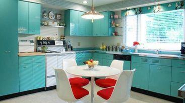 Điểm thêm sắc màu cho không gian nội thất đẹp