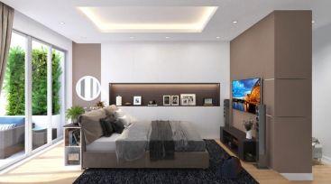 Thiết kế nội thất nhà phố  – Tại đường D2 Bình Thạnh