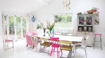 3 ý tưởng kết hợp đồ nội thất cho phòng ăn